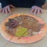 Autumn Leaf Sun Catchers (4)