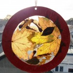 Autumn Leaf Sun Catchers (7)