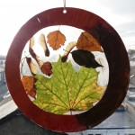 Autumn Leaf Sun Catchers (8)