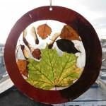 Autumn Leaf Sun Catchers (8)